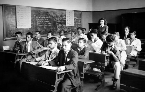Alfabetização de Jovens e Adultos - 1941
