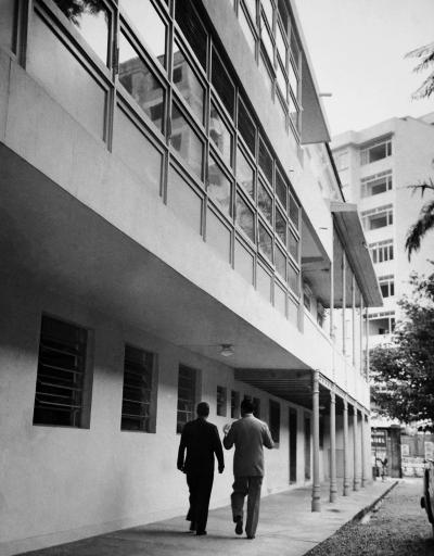 Centro Brasileiro de Pesquisa Educacional (CBPE) - 1955