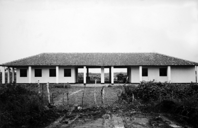 Construção de Escolas - 1946