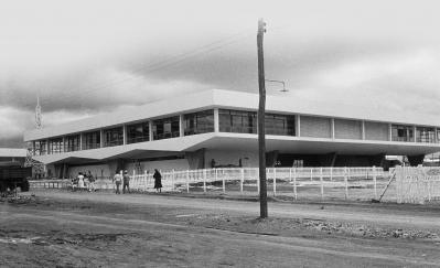 Escola Parque das superquadras sul 307 e 308 - 1960