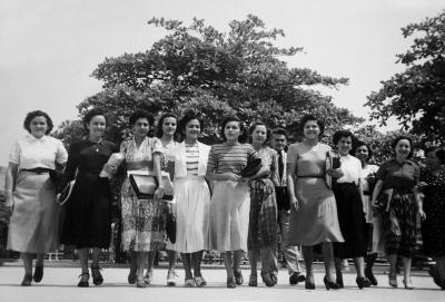 Formação de professores - 1940
